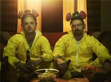 "030 Breaking Bad - White Final Season 2013 Hot TV Show 32""x24"" Poster"