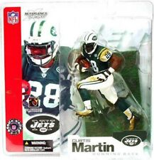 Curtis Martin New York Jets McFarlane action figure new NFL Pitt Panthers NYJ