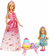 Barbie Dreamtopia Sweetville Kingdom Princess Tea Party Doll Mattel FDJ19
