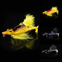 3D Simulation Duck Fishing Lure Suicide Floating Ducks Fishing Bass Tackle