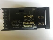 Omega MML200 Countant Lambda  E29299  Power Supply, 24V DC, 7A, 115/230V AC