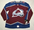COLORADO AVALANCHE size 60 = size 3XL - ADIDAS NHL Hockey Jersey home authentic