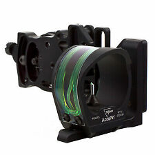 Trijicon AccuPin 1x Bow Sight Dual Illuminated Green Triangle Reticle
