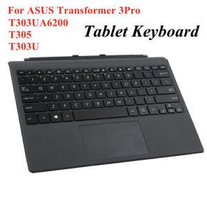 Ultra-thin Tablet Keyboard For ASUS Transformer 3Pro T303UA6200 T305 T303U Black