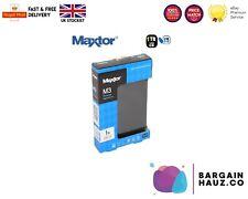 Seagate Maxtor m3 1tb Portatile Esterno USB 3.0 Hard Drive di memoria 1 TB HDD NUOVO