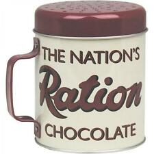 THE NATIONS RATION CHOCOLATE SHAKER TIN.SHKROP02