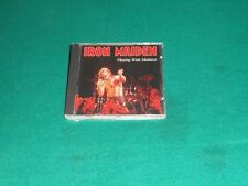 Iron Maiden – Playing With Madness Interview Picture Disc cd