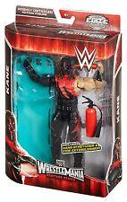 WWE KANE MASK WWF WRESTLEMANIA 31 HERITAGE ELITE MATTEL AZIONE WRESTLING FIGURE