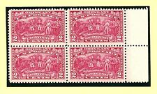 US STAMP SC# 644 BL4 2c 1927 **MINT NH. CV$21.00 201