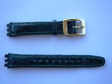 SWATCH  x LADY o IRONY LADY L' ELUE (GREEN) - YSG100 - 1996 -NEW strap cinturino