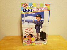 1987 Takara Licca-Chan Ana'S Doll - Mint in Box - Made in Japan