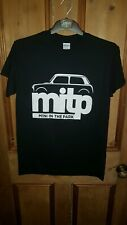 Mini Cooper Mini In The Park Festival T-shirt Unisex Size Small