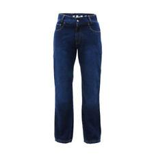 Pantaloni blu per motociclista jeans , Taglia 48