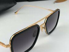 Dita FLIGHT.006 7806-B Pilot Black,Gold & Titanium Unisex Sunglasses, New w/Box