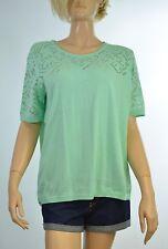 MONA Twin Set Shirt & Strickjacke Gr. 46 Oberteil,Jacke,Damen Bekleidung 8/18 M2