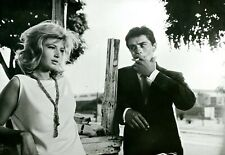 "ALAIN DELON MONICA VITTI ""L'ECLIPSE"" (L'ECLISSE) ANTONIONI PHOTO CP"
