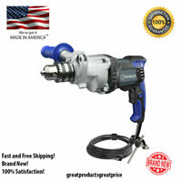 "Kobalt Keyed Corded Drill 1/2"" Chuck 9 Amp Variable Speed Reversible Power Tool"