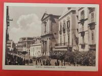 PORTO EMPEDOCLE Via Roma Agrigento vecchia cartolina