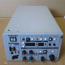 Sony Camera Control Unit CCU-TX50P 240V 50/60Hz For DXC-D50/D55 Series