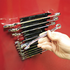 Sealey WR03 Spanner Rack Magnetic Capacity 12 Spanners Post