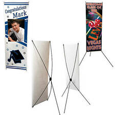 Banner stand Vertical  carry case display banner