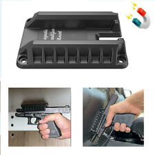Magnetic Handgun Mount Holder Firearm Magnet Gun Accessories for Truck Car Desk