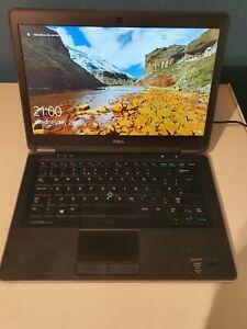 Dell Latitude E7440 14''Core i7-4600U CPU @2.10GHz 8GB RAM 256GB SSD WIN10 (12)