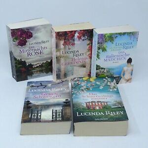 LUCINDA RILEY Das Schmetterlingszimmer Die sieben Schwestern Helenas  5x Buch