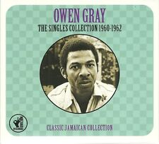 OWEN GRAY THE SINGLES COLLECTION 1960 - 1962 CLASSIC JAMAICAN COLLECTION,2 CD'S