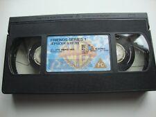 MASSIVE JOB LOT- FRIENDS TV SERIES-ALL EPISODES Seasons 1-9 on VHS & 10 on DVD