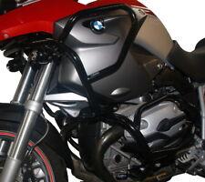 Paramotore Crash Bars HEED BMW R 1200 GS (2004 - 2012) - Full Bunker nero