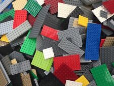 LEGO Baseplates ** 20 BASES ** Base Plates - Large Mixed Sizes & Colours BULK