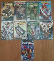 Harley Quinn (Various) DC Comics Lot of 9 Comics