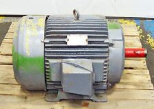 Reliance Electric Motor Ac Motor 40hp 1770rpm 14751lr