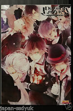 JAPAN Diabolik Lovers Official Visual Fan Book