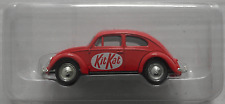 """Corgi - VW Käfer rot """"Kit Kat"""" Neu/OVP"""