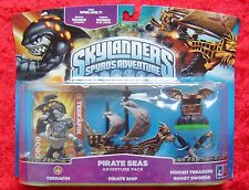 Pirate seas Skylanders spyros Adventure Pack Skylander figura terrafin, embalaje original-nuevo