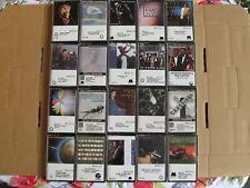 Lot of 20 SEALED rare JAZZ cassettes : Sonny Rollins, Ron Carter, Sonny Criss