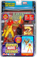 Marvel Legends Series 13 Onslaught Series Pyro 6in Action Figure Toy Biz