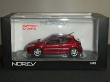 Peugeot NOREV Plastic Diecast Cars, Trucks & Vans