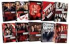 Criminal Minds: Seasons 1-10 (DVD, 2015, 60-Disc Set, Canadian)