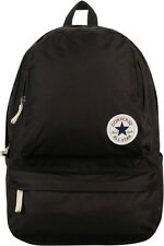 Converse All Star Chuck Plus Backpack Rucksack Bag Black
