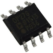 OP27GSZ Analog Devices Op-Amplifier Low-Noise Precision OpAmp SO-8 856146