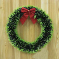 IKEA Christmas Large Wreath Door Wall Ornament Garland Decoration Bowknot Decor