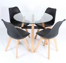 Kitchen Round Modern Dining Tables Sets
