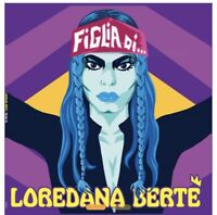 SOLD OUT!! LOREDANA BERTE' - Figlia Di... (Colorato Giallo)LP 1000 Copie!!!