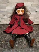Lee Middleton Original 1983 Doll ( Sincerity), No Box, Signed, # 3536 L41
