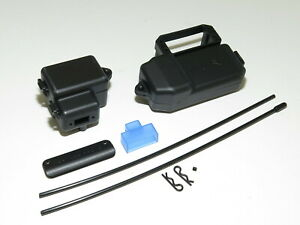 TLR04010 LOSI TLR 8IGHT-X ELITE BUGGY BATTERY BOX RADIO TRAY SET