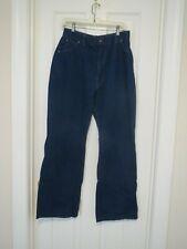 Vintage Ladies Blue Jeans - Fancy Props by Wilkins -Size 16 #916