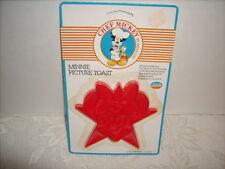 New listing New & Sealed! Vintage Chef Mickey Minnie Picture Toast Bread Stencil Hoan Ltd